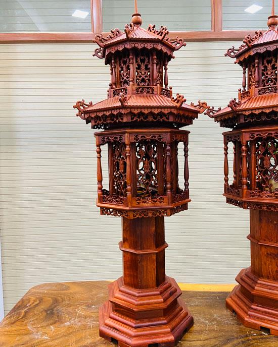 Đèn tháp cao 1m2