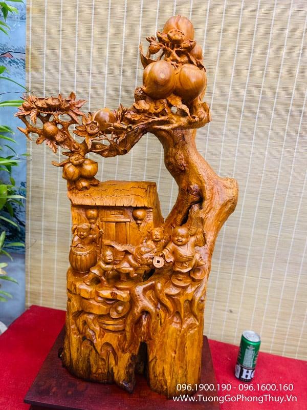 tác phẩm ký ức tuổi thơ gỗ hương
